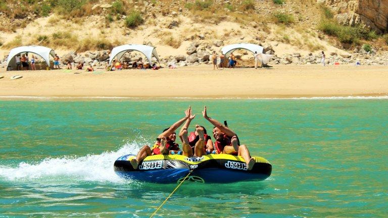 Evento de Praia - Fun Boat