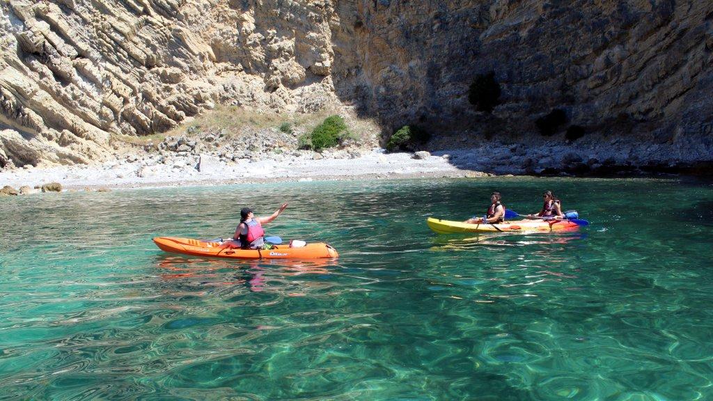 Guia Privado - Passeio de Kayak