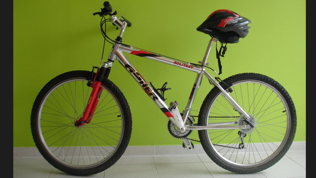 Aluguer de Bicicleta Btt