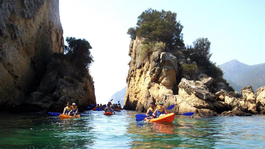 Arrábida Terra e Mar - Passeio de Kayak